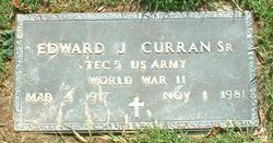 Edward Joseph Curran, Sr