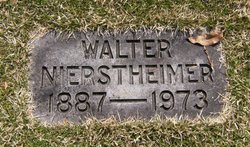 Walter Nierstheimer
