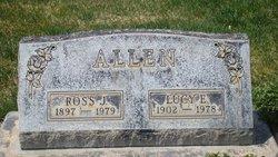 Lucy E. <I>Edmondson</I> Allen