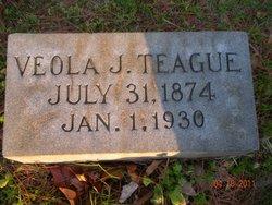 Stella Viola <I>Jarvis</I> Teague