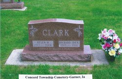 Helen M. <I>Terwilliger</I> Clark