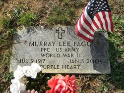 Murray Lee Fagg