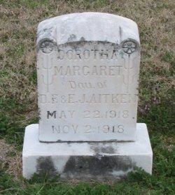 Dorotha Margaret Aitken