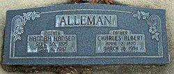 Charles Albert Alleman