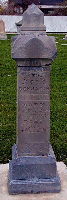 Benjamin Jordan Alleman