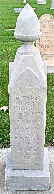 Michael Parry