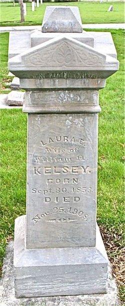 Laura E <I>Street</I> Kelsey