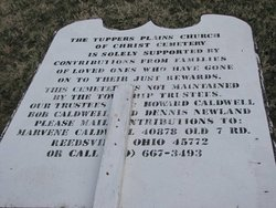 Tuppers Plains Christian Cemetery