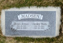 Chesley Mads Madsen