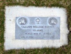 Vaughn William Barney