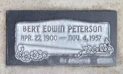 Bert Edwin Peterson
