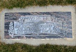 Ada <I>Jorgensen</I> Averett