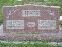 Cassie Faye <I>Cisar</I> Jones