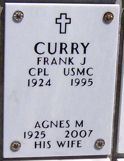 Frank J Curry