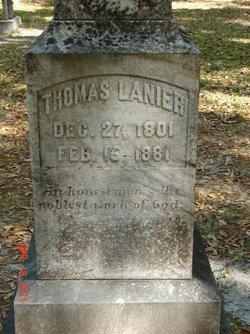 Thomas Lanier