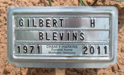 Gilbert Houston Blevins