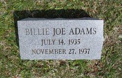 Billie Joe Adams