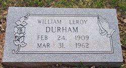 William Leroy Durham