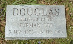 Furman Lee Douglas