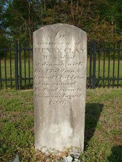 Henry Charles Clay, Sr