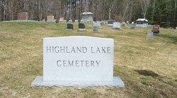 Highland Lake Cemetery