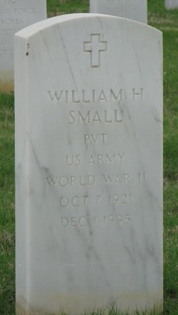 Pvt William Henry Small
