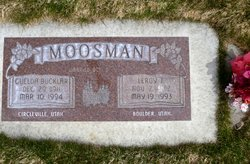 Leroy James Moosman