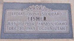 Lydia Lovina <I>Stoddard</I> Fisher