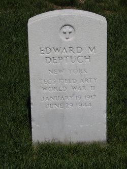 Edward Michael Deptuch