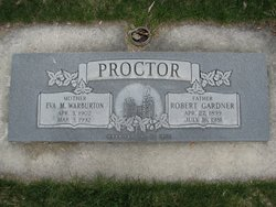 Eva Marintha <I>Warburton</I> Proctor