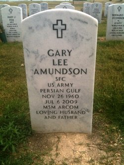 Gary Lee Amundson