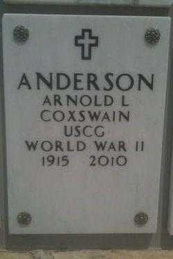 Arnold Leander Anderson
