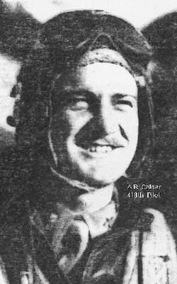 1Lt Arthur R Calder