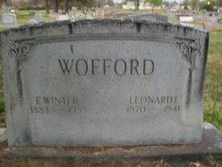 E. Winter Wofford