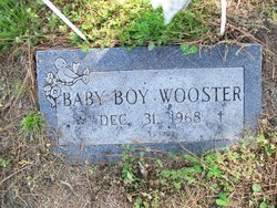 Baby boy Wooster