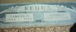Addie C <I>Byrd</I> Redus