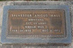 Sylvester Angus Hall