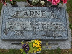 Dolores Rose Blair Arne