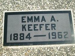 Emma Augusta <I>Schaeper</I> Keefer