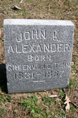 John K. Alexander