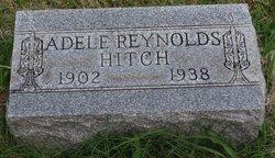 Adele <I>Reynolds</I> Hitch