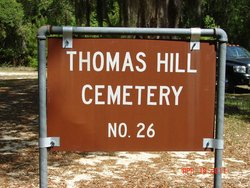 Thomas Hill Cemetery