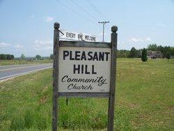 Pleasant Hill Community Church Cemetery
