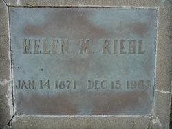 Helen M. Riehl