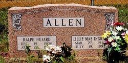 Ralph Hufard Allen