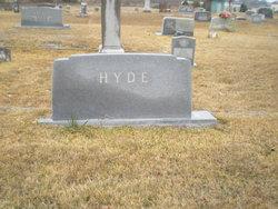 Addie <I>Scarborough</I> Hyde