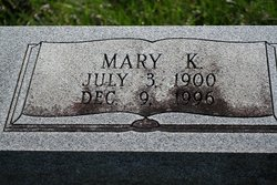 Mary Kate <I>Jones</I> Cole