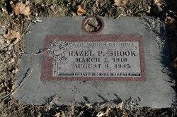 Hazel Pearl <I>McLindsey</I> Shook