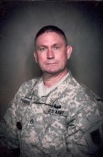 Sgt Robert Wayne Pharris