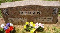 Veila Adell <I>Allen</I> Brown